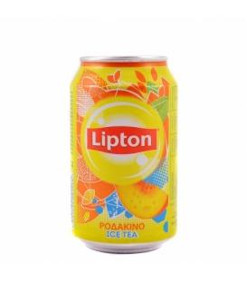 ΤΣΑΙ LIPTON ΡΟΔΑΚΙΝΟ 330 ML