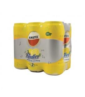 ΜΠΥΡΑ AMSTEL RADLER ΚΟΥΤΙ 330 ML