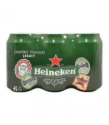 ΜΠΥΡΑ HEINEKEN ΚΟΥΤΙ 330 ML